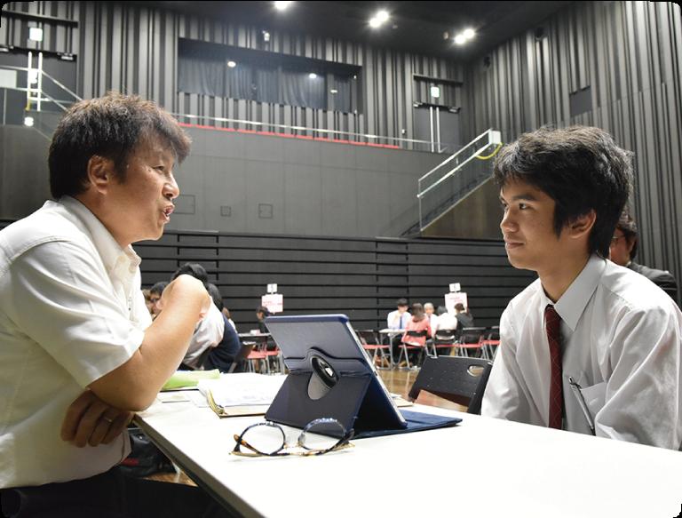 進路説明 成美学園グループ 通信制高校 千葉県 茨城県 高校中退 高校卒業資格