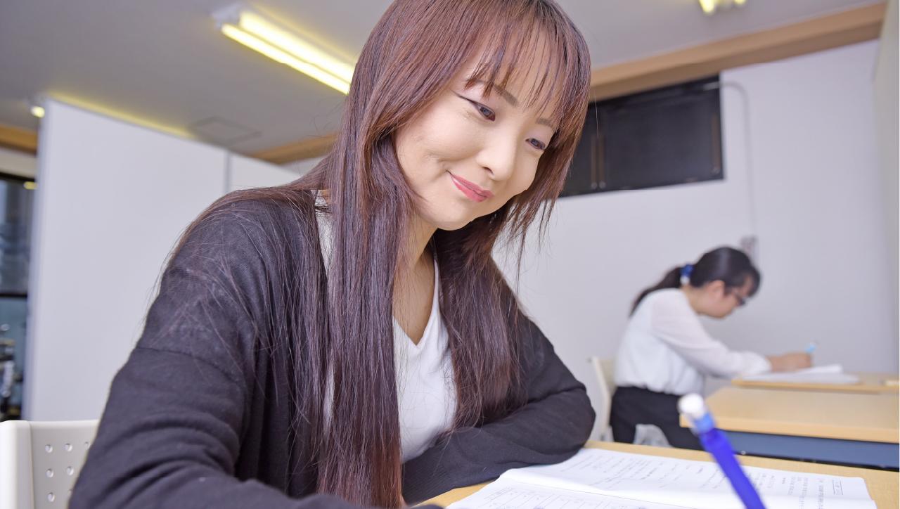 社会人科コースの授業イメージ